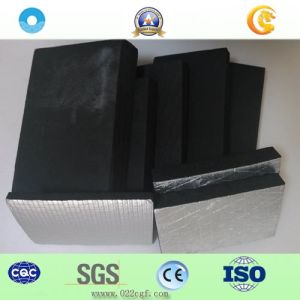 NBR Thermal Insulation Rubber Foam Insulation with Aluminum Foil