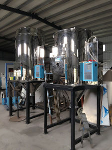 5000 Litres Large Size Stainless Steel Made Plastic Hopper Dryer pictures & photos
