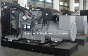 220kVA 176kw Standby Power UK Engine Diesel Generator pictures & photos