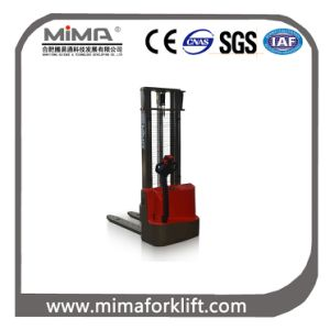 Mima Popular Pedestrian Pallet Stacker with 1000kg Load Capacity pictures & photos