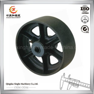 ISO Pulley Iron Sand Casting OEM Pulley pictures & photos