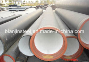 T-Type Ductile Cast Iron Pipe pictures & photos