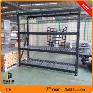 Wire Decking Shelving - Wide Span Storage Racks pictures & photos