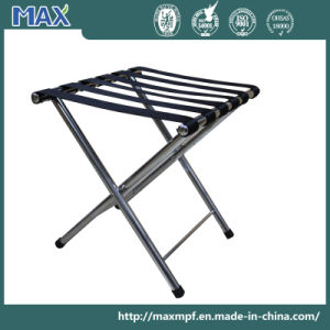 Stainless Steel Hotel Luggage Rack pictures & photos
