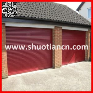 Security Garage Roll up Aluminum Shutter (St-002) pictures & photos