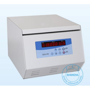 Tabletop Low Speed Large Capacity Centrifuge  (TD5A-WS) pictures & photos