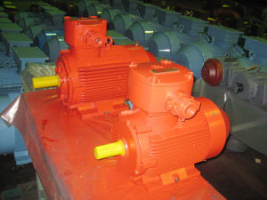Ex-Proof Motor Yb3 Series 3kw 2p