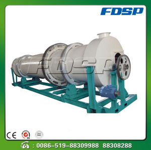 Single Drum Rotary Dryer for Drying Biomass Pellets pictures & photos