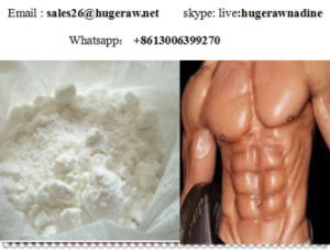 Pharmaceutical Chemical Steroid Raw Material Powder Hormone Sarms pictures & photos
