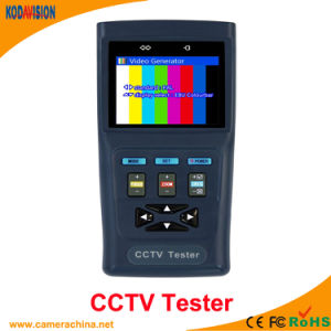 2.8 Inch LCD CCTV Tester pictures & photos