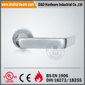 Fashion Design Fire Rated Door Handle pictures & photos