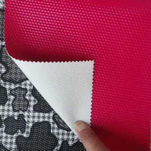 PVC Leather with Fashion Design for Handbag and Decoration pictures & photos