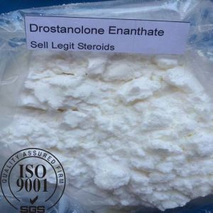 Muscle Building 472-61-145 Raw Steroids Powder Drostanolone Enanthate pictures & photos