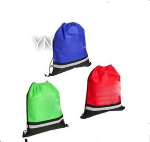 Custom Promotional High Quality Polyester Reflective Bag pictures & photos