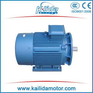 110kw Cast Iron AC Electromotor with Ce pictures & photos