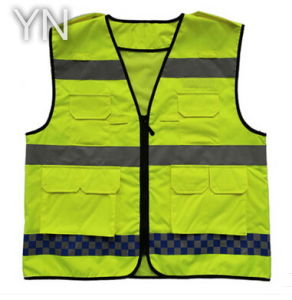 Popolar Reflective Safety Clothes, Garment, Vest pictures & photos