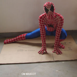 Quite Quality Spider Man Customized Mascot Costume