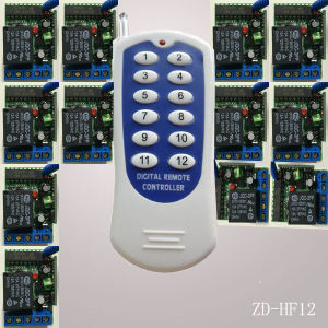 12channel 1km Remote Control Kit pictures & photos