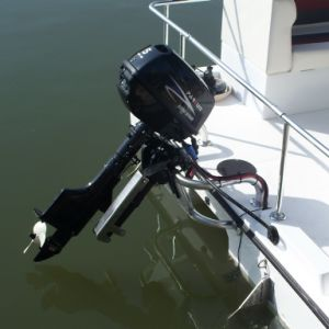 F9.9ets 9.9HP Electric Outboard Motor pictures & photos