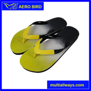 Trendy Beach PE Sole Slippers for Men (15I339)