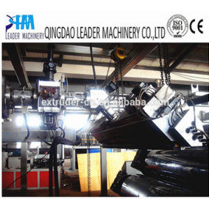 PC Double Wall Sunshine Panel Production Line pictures & photos