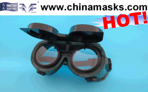 Clear Welding Goggle with Elastic Head Band with CE pictures & photos