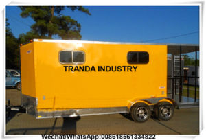 New French Fried Mobile Restaurant Trailer pictures & photos