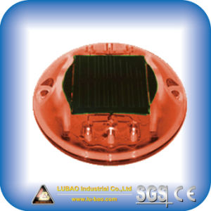 IP68 Waterproof Solar Plastic Road Stud