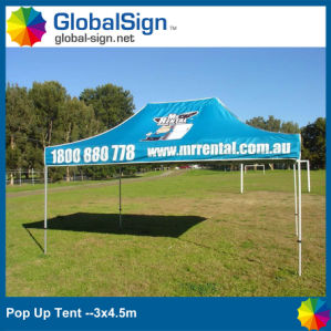 Custom Steel Folding Marquee Tents (10′x20′) pictures & photos