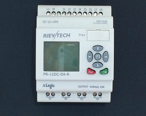 Programmable Relay for Intelligent Control (PR-12DC-DA-R-HMI) pictures & photos