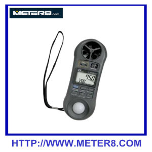 LM-8010 4 in 1 Digital Anemometer with air Flow pictures & photos