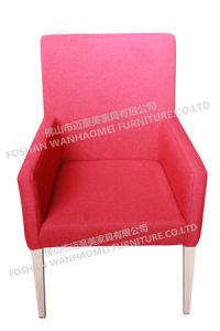 Metal Armchair for Dining Room or Living Room