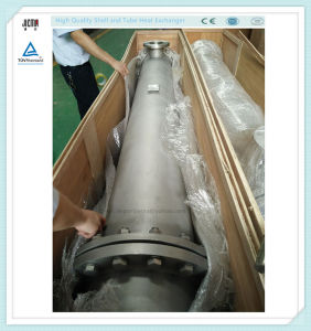 Copper Tube Shell and Tube Heat Exchanger Manufacturer pictures & photos