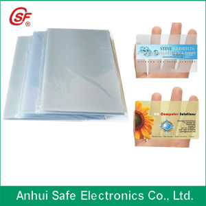 Instant PVC Sheet White No Laminating PVC Cards pictures & photos
