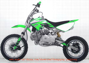 Dirt Bike (125EY)(Aluminium Frame)