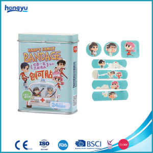 Cartoon First Aid Bandage for Baby Kid Care pictures & photos