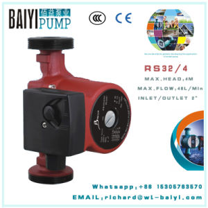 Cold and Hot Water Circulating Pump (RS32/4G-180) for Shower pictures & photos