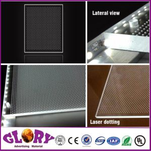 LED Light Guide Panel of Organic Glass for Light Panel pictures & photos