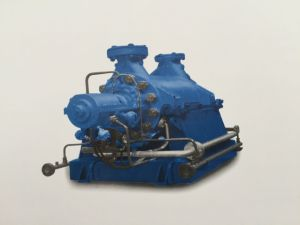 Cg Series High-Pressure Boiler Clean Water Supply Pump pictures & photos