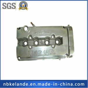 Custom Made CNC Machine Part Auto Part with Casting pictures & photos