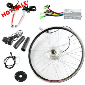 Agile 350W Bike Gearless Hub Motor Kit with LCD Display pictures & photos