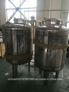 Stainless Steel Tanks for Milk, Juice, Beverage, Wine (ST) pictures & photos