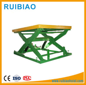 Warehouse Lifting Equipment Loading Ramp Forklift Stationary/Mobile Lifting Platform pictures & photos