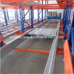 Automantic Storage Radio Shuttle Pallet Rack pictures & photos