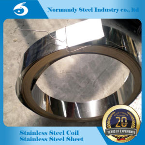 ASTM 201 8K / Ba Polished Stainless Steel Strip for Construction pictures & photos