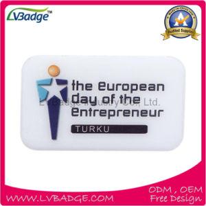 PVC Badge with Custom Design pictures & photos