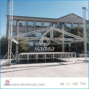 Safety Heavy Loading 290mm Aluminum Spigot Lighting Truss pictures & photos