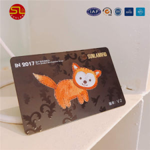 Prefessional Sale Plastic RFID Smart Card pictures & photos