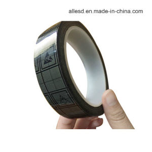 Grey ESD Grid Conductive Tape for Industrial pictures & photos