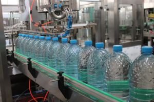 Drinking Pure Water Bottles Filling Machine of Plant pictures & photos